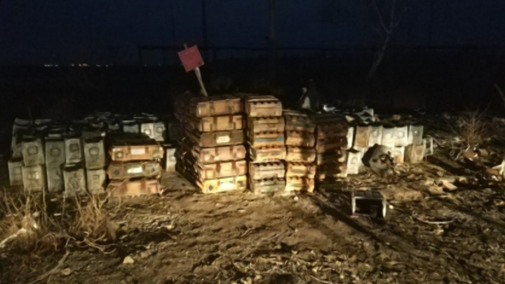В Самарской области на полигоне в Чапаевске взорвался снаряд