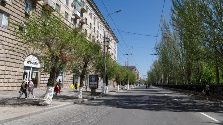 «Машины увезут в полночь»: на Первомай в Волгограде перекроют Первую Продольную магистраль