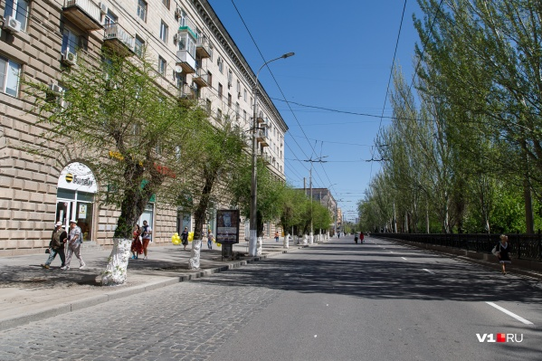 Главная магистраль города будет в полном распоряжении пешеходов с 7:00 до 13:00