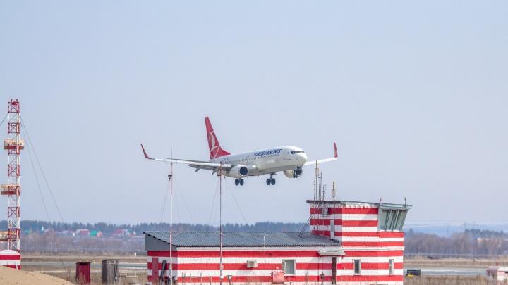 В аэропорту Курумоч рассказали, куда самарцы летают в отпуск