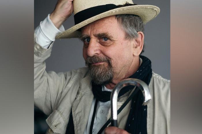75-летний актёр снялся больше чем в 60 фильмах и сериалах