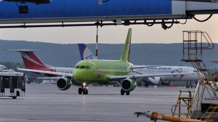 Стало плохо ребенку: рейс «Новосибирск –Москва» экстренно посадили в Екатеринбурге