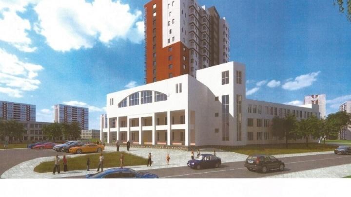 """Такого в Екатеринбурге еще не видели: """"Маяк"""" построит высотку с детской площадкой под зданием"""