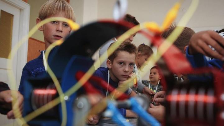 В екатеринбургском парке науки детям и взрослым в форме квеста расскажут об электричестве