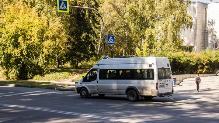 На водителя маршрутки завели уголовное дело за нападение с ножом на пассажира