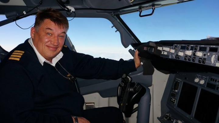 «Я бы мог еще ждать часа полтора»: летчик Лёха — о том, как кружил в небе над Екатеринбургом