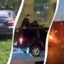 Автохамы в городе: уроки парковки на газонах и «властелины» кольцевых перекрёстков