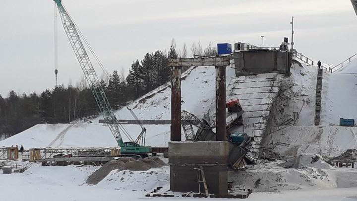 Погибшими при обрушении моста в ХМАО оказались два жителя Тюменской области
