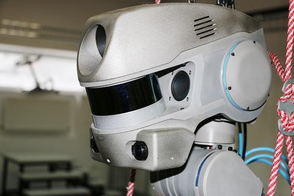 Южноуральский андроид стал первым российским роботом, покорившим космос