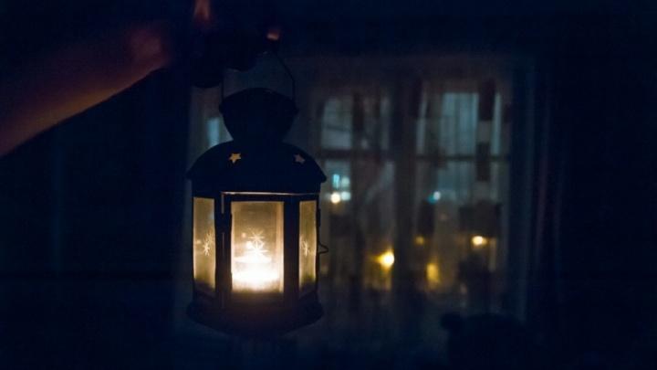 Центр, Западный и еще несколько районов Ростова в начале недели останутся без электричества
