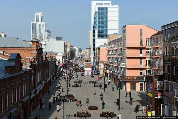 Бизнес-центр «Нахимов» находится в самом центре Екатеринбурга, но это не спасло его от убытков