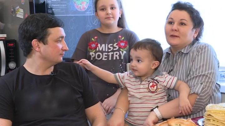 Тюменская семья вызвалась приютить мальчика из Казани, у которого мама умирает от онкологии