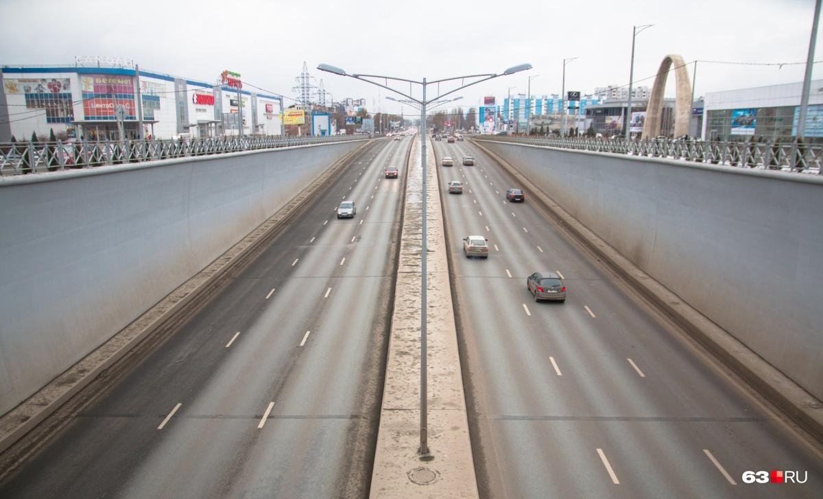 Главной изюминкой реконструкции стало строительство тоннелей на пересечении с Кирова и Ракитовским шоссе