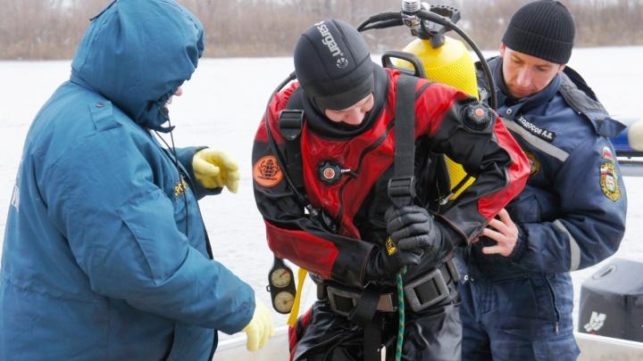 Искать пропавших в Уфе мужчину с двумя детьми приехали спасатели из Нижнего Новгорода