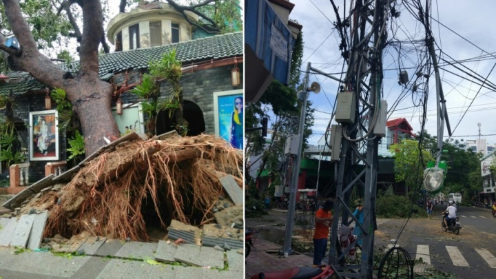Жительница Уфы рассказала, как пережила тайфун во Вьетнаме