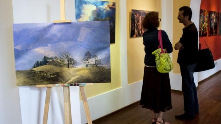 «И что в этой мазне ценного?»: неизвестный красноярец продает свою картину за 6 миллионов