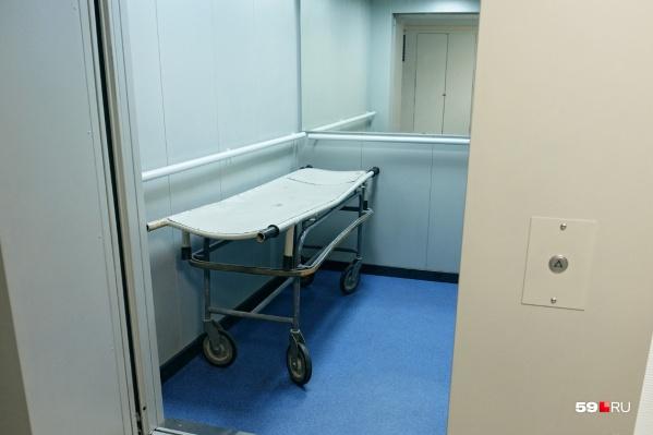 Взятки медик получал в стенах больницы