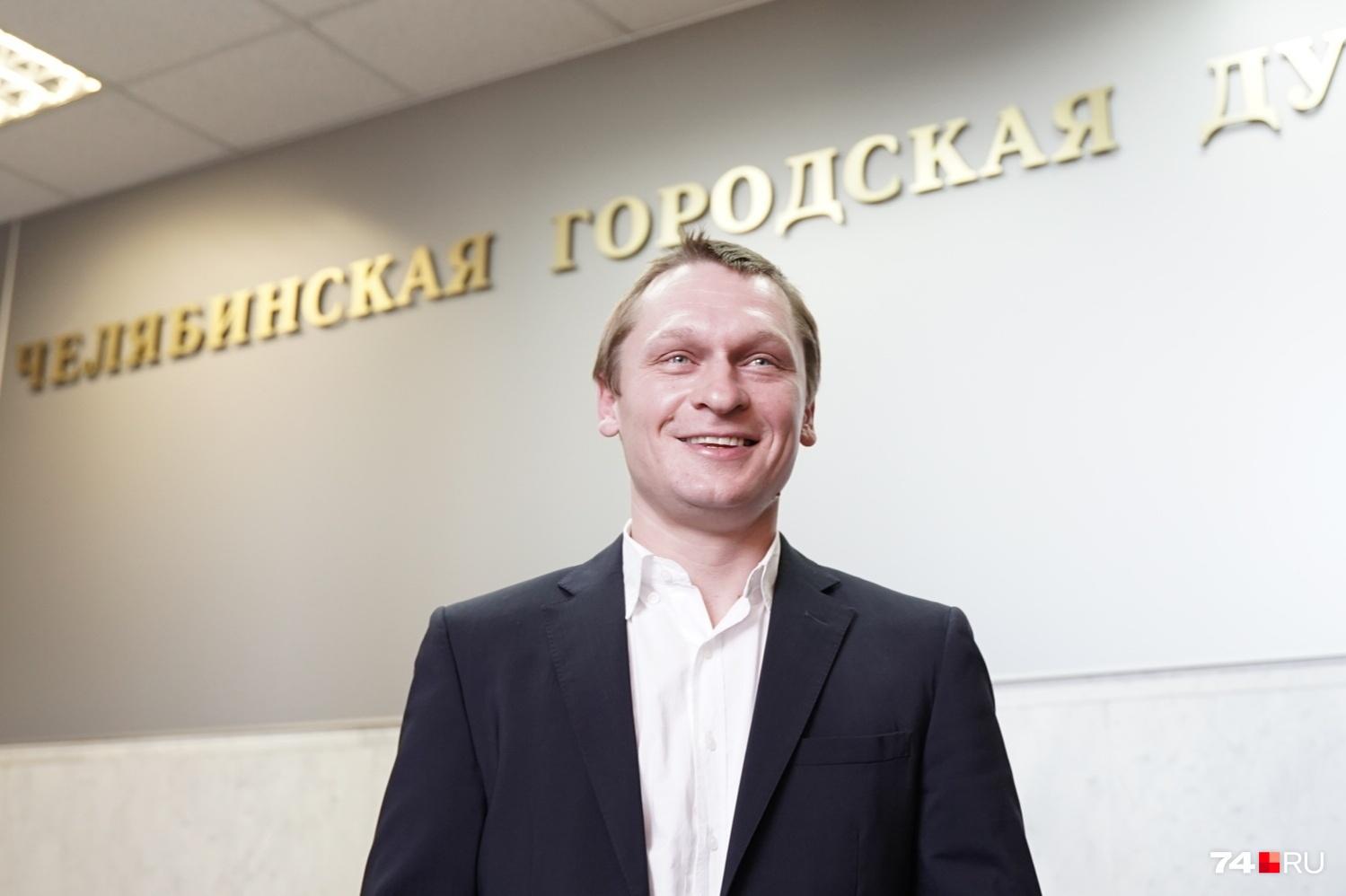 Павел Крутолапов проектировал сквер в Магнитогорске на месте пострадавшего от взрыва дома