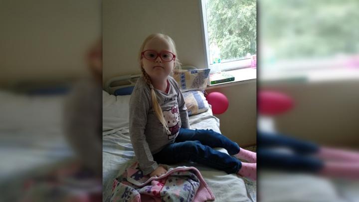 В Перми просят сдать кровь для шестилетней Ани с острым лейкозом. И это уже не фейк