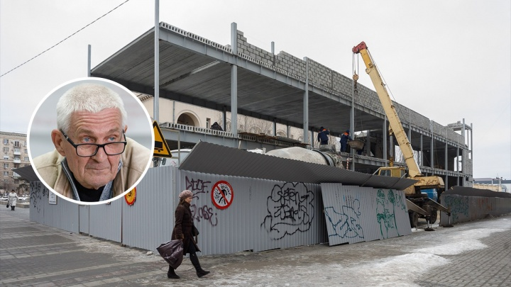 Чтобы город знал своих героев: волгоградец предложил вешать на здания имена архитекторов