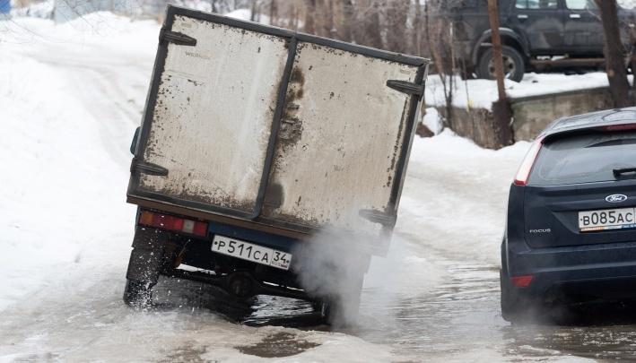 Центральный район обойдётся: в Волгограде опубликовали список ремонтируемых дорог на 2019 год
