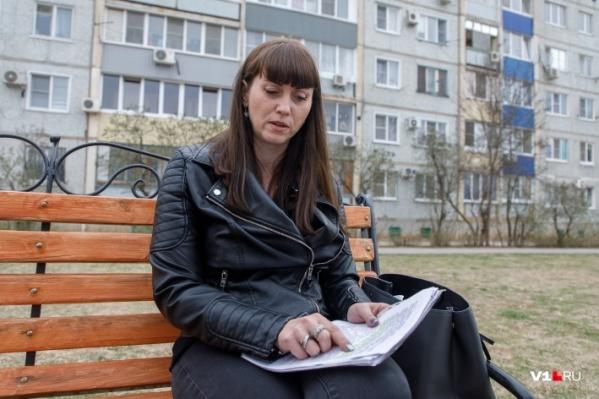 Анастасия Сергеева решила, что продолжать судебную тяжбу с чиновником — себя не уважать