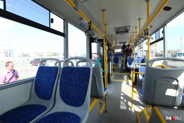 Новые автобусы могут выйти на маршруты уже этой осенью