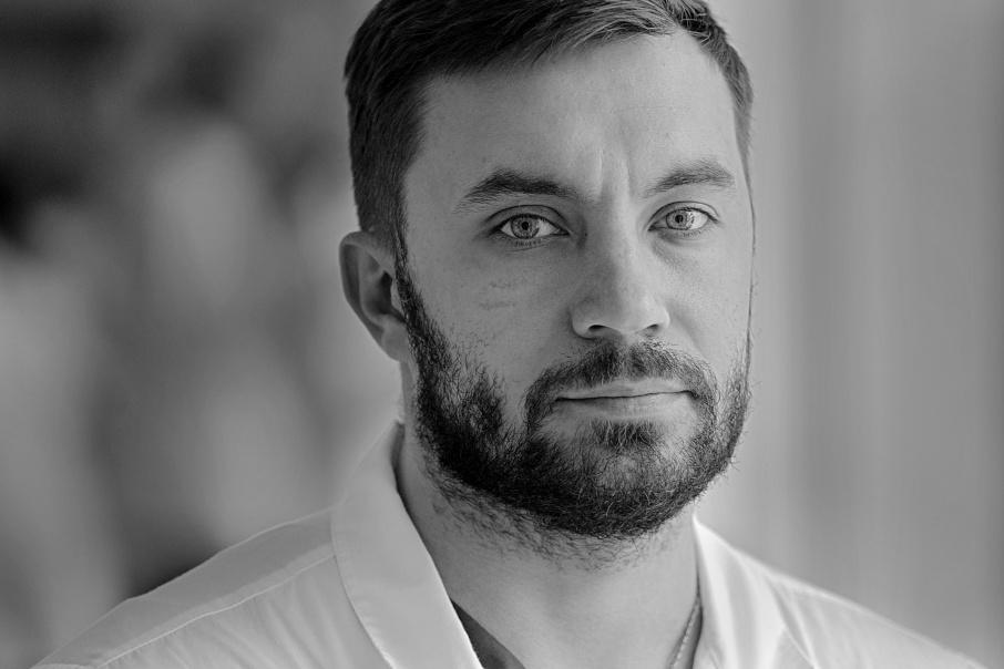 Заведующий отделением травматологии №2 Кирилл Абрамов