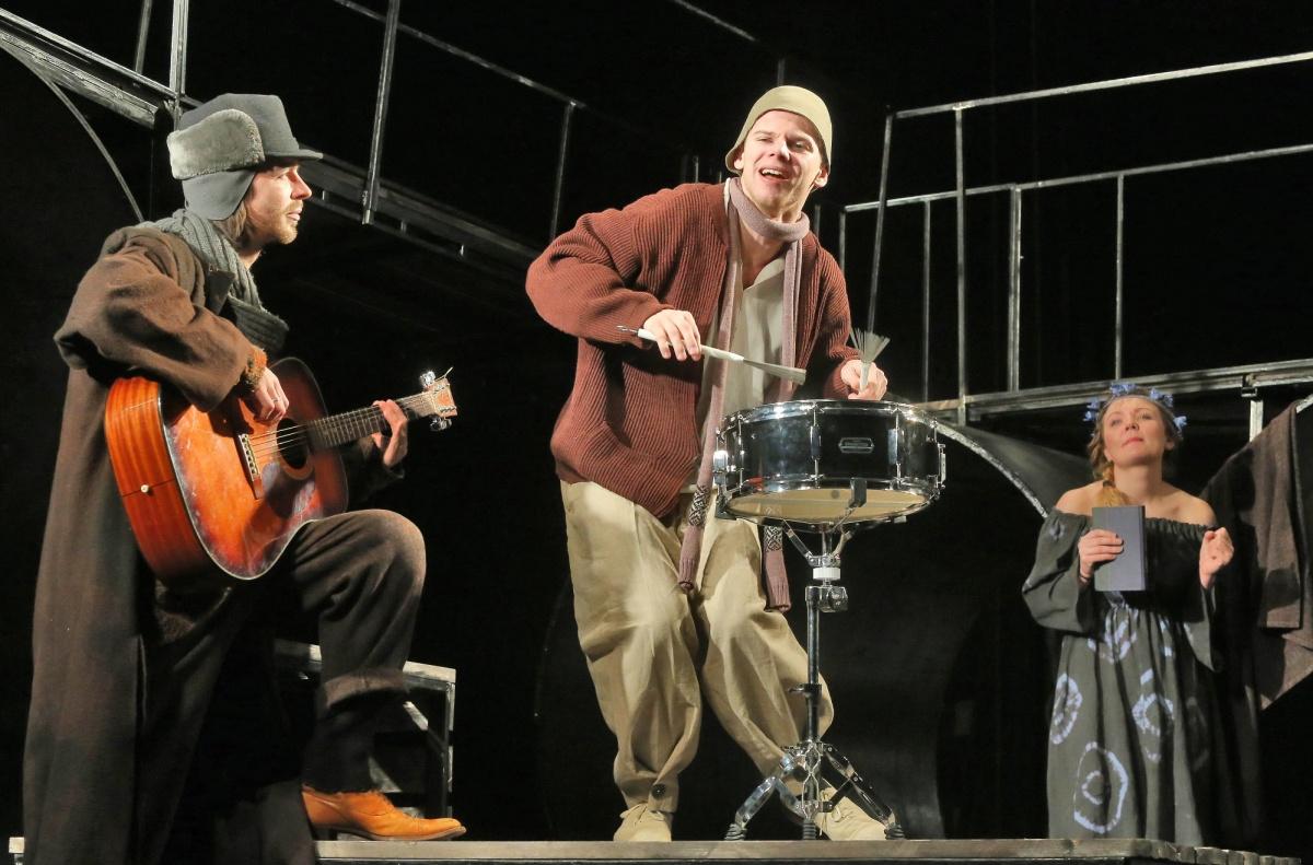 ВНижнем Новгороде открылся VIII русский театральный фестиваль имени Максима Горького