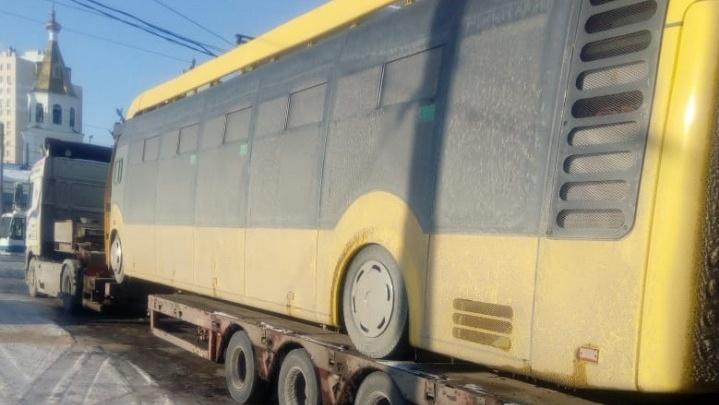 Электробус из Белоруссии пустят в Южный город после дополнительной настройки