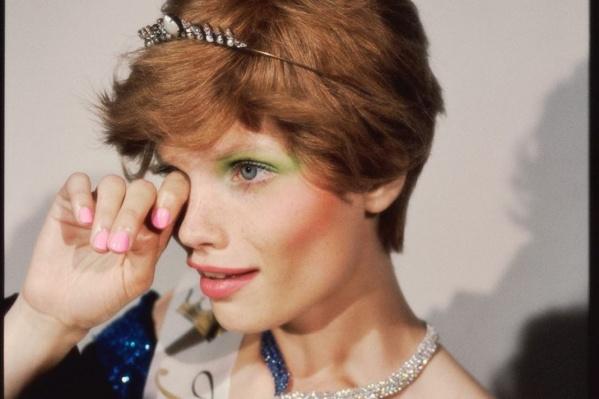 Полина Оганичева попала на страницы популярного журнала Vogue