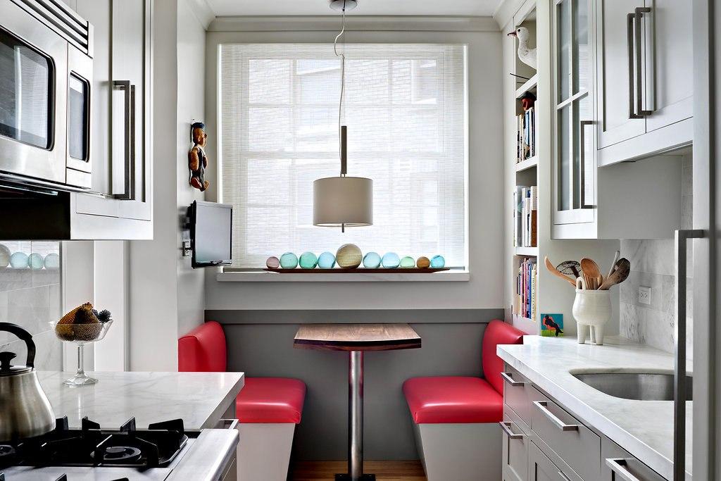 7 способов увеличить пространство маленькой кухни