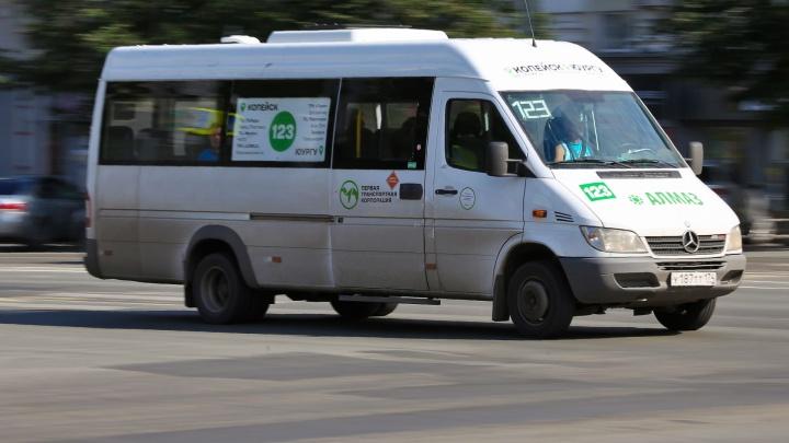 «Я просто отказался платить»: в маршрутках Челябинск — Копейск резко подорожал проезд