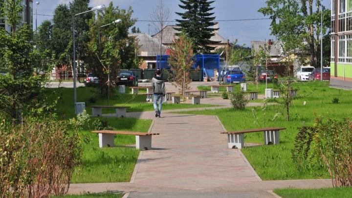 Бюрократия против благоустройства: екатеринбуржцы пролетели с программой облагораживания дворов