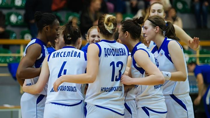 Баскетбол: БК «Динамо» обыграл «Енисей»