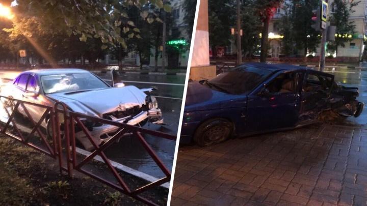 «Он сбежал, пока мы были без сознания»: в Ярославле ищут скрывшегося с места ДТП водителя иномарки