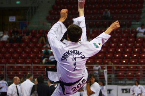 Чемпионат проходил в итальянском городе Римини