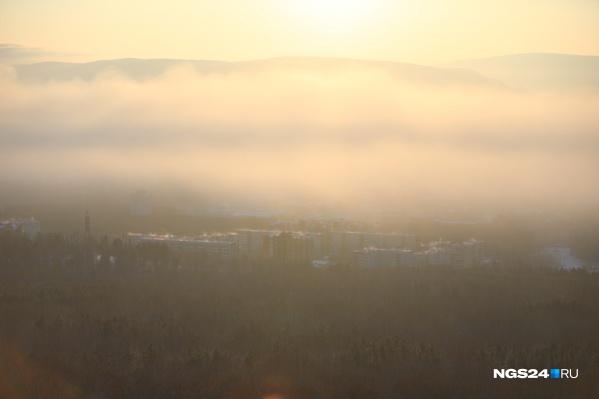 Режим НМУ в Красноярске продлили до 13 февраля