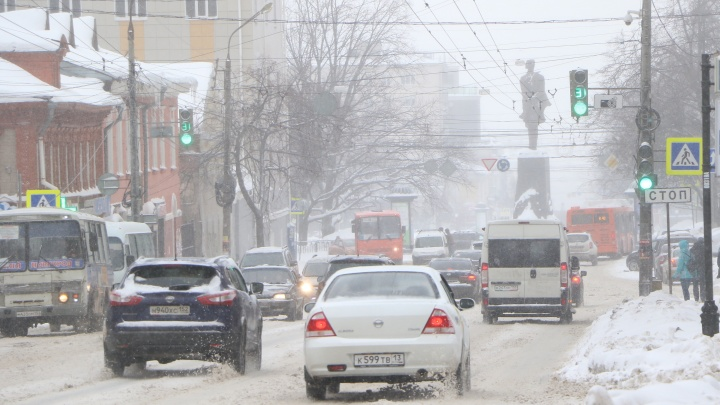 Зима буксует, но набирает обороты: нижегородцев на этой неделе ожидают заморозки