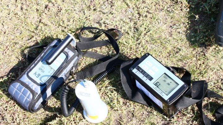 В Звериноголовском районе отобрали пробы почвы для экологического мониторинга