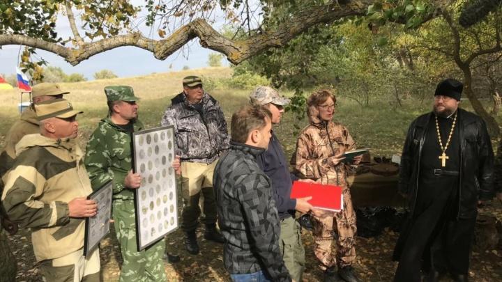 Под Волгоградом нашли останки трёх политруков и отдали немцам данные о 3000 солдат вермахта