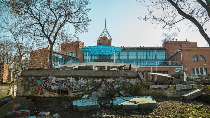 Глава ростовской администрации назвал парк Собино «неудачным проектом»