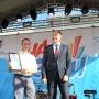 Глава Перми Дмитрий Самойлов наградил специалистов «СтройПанельКомплект» знаками отличия