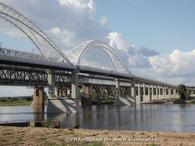 Готовность 2-го Борского моста составляет 98%