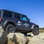Блокбастер на бездорожье: экстремальный заезд на Jeep Wrangler попал на фото