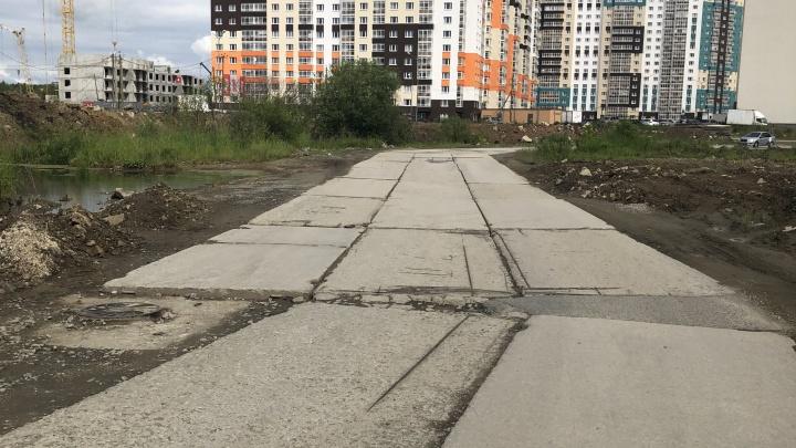 На Компрессорный, который задыхается от пробок, к 2021 году построят новую дорогу