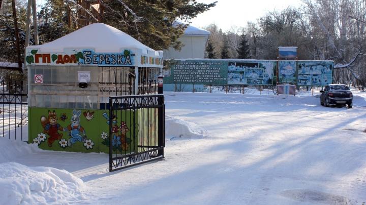 В детском лагере под Омском поселили 350 китайцев