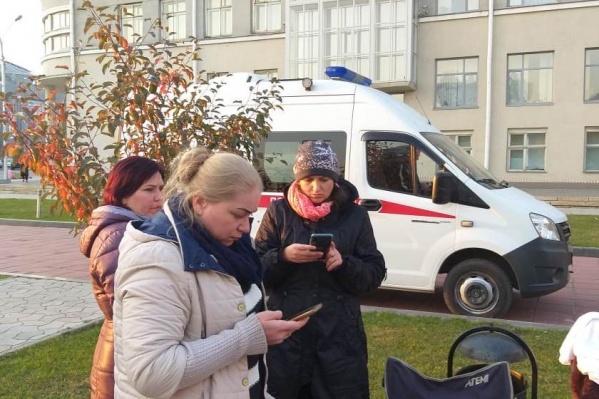 Дольщики объявили голодовку в минувшую пятницу