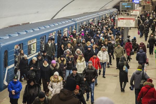 С 1 декабря стоимость проезда в метро вырастет до 22 рублей