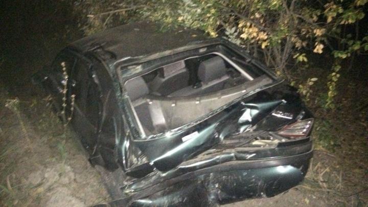 В Зауралье из-за пьяного водителя в ДТП пострадали три человека